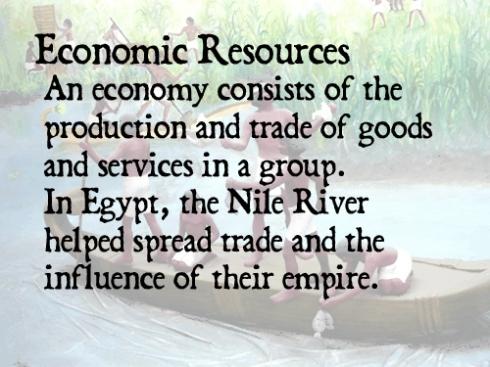 Economy notes